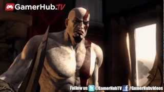 Actor TC Carson Details His Experience Voicing Kratos From God Of War Ascension