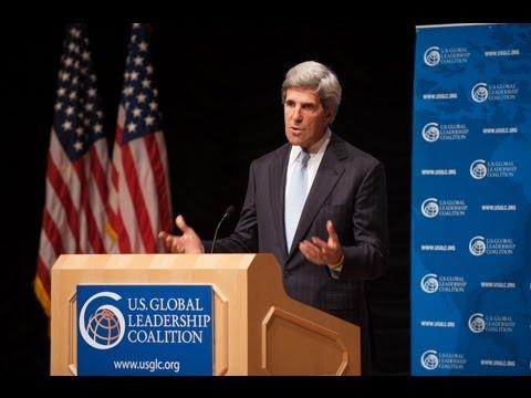 Senator John Kerry | USGLC Impact 2012 Symposium