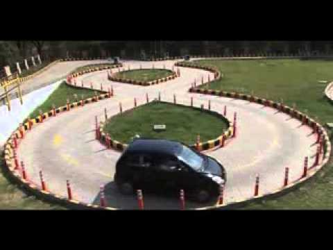 Rto Driving Test Track Automated Driving Test Track