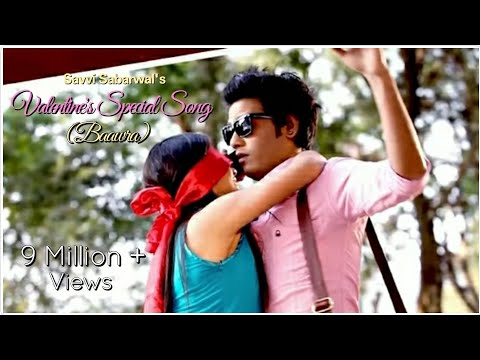 I Love You Valentines Spcl. Song By Savvi Sabarwal(hindi) .mp4 video