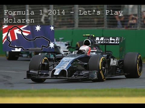 Formula 1 2014 Career Ep.1 Melbourne