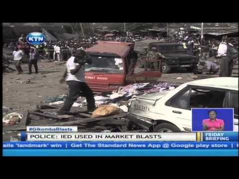 At least 10 people die in gikomba bomb blast