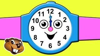 """What Time Is It?"" - Telling the Time Song for Children, What"