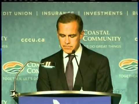 Canada's Top Banker Kicks Off Island Economic Summit