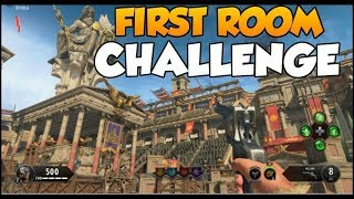 Call of Duty®: Black Ops 4 Zombies|first room challenge
