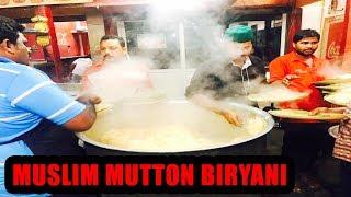 100 Biryanis sold in 10 mins   Muslim Mutton Biryani   Hotel Subhani Guntur