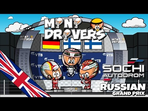 [ENGLISH] MiniDrivers - 9x04 - 2017 Russian GP