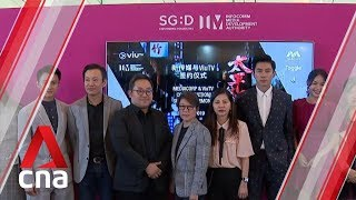 Mediacorp inks new partnerships with Hong Kong's ViuTV, Wattpad