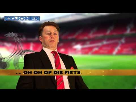 Van Gaal versus Koeman uit COJONES 24-1-2015