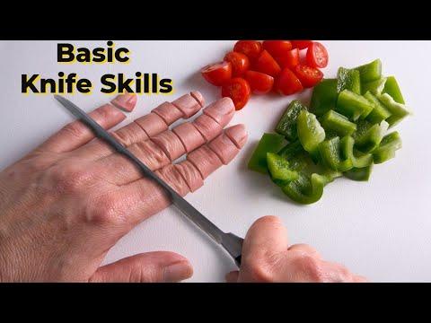 Culinary 411 - Basic Knife Skills