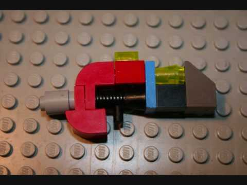 How To Make Lego Halo Weapons Part 2