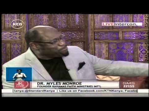 Dr. Myles Munroe: Don't Allow A Poor Person To Rise To Leadership video