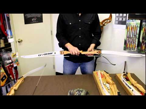 New Takedown Recurve Bow 54