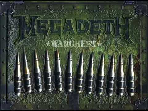 Megadeth - Warchest [2007] Full Album