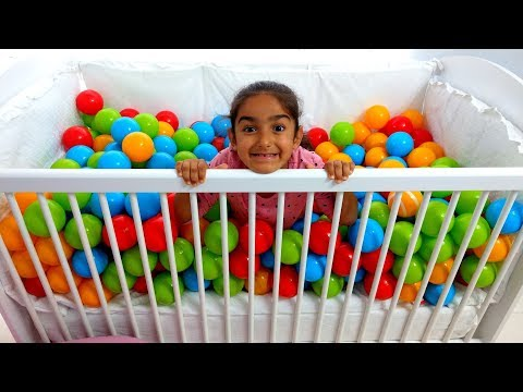 Esma funny play pretend for kids video