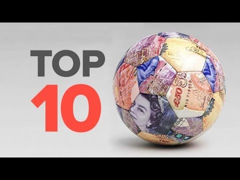 Top 10 Richest Football Clubs