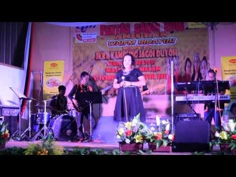 Andu Gawai Duh re Brubah By: Stensa The Red Colors wif megaforce band