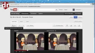 Youtube'da online video editleme (düzenleme) işlemi nasıl yapılır?