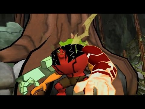 Бен 10 все Боссы игры Защитник Земли №1  Ben 10 all bosses Protector of Earth