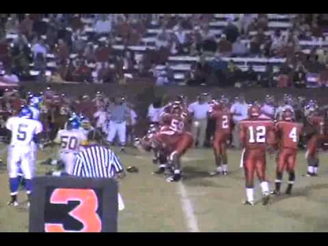 Glynn Academy Football vs Glynn Academy Part 1