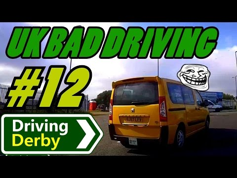 UK Bad Driving (Derby) #12
