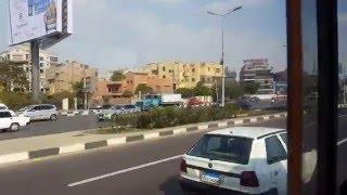 جولة في شوارع القاهرة الجميلة .. Tour through Our Beautiful Cairo !!