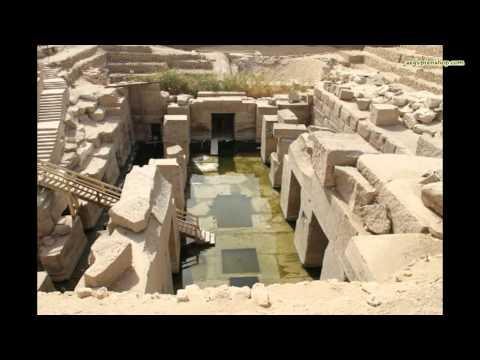 Pharaonisches Ägypten: Tempel von Abydos (deutsch)