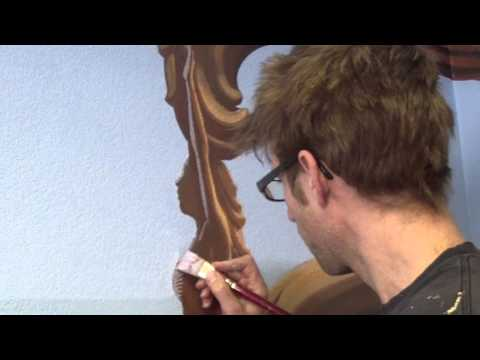 How to Create Depth With Backlighting - Mural Joe