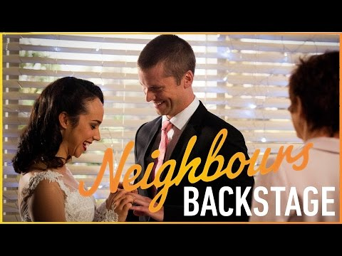 Neighbours Backstage - Ariel's Last Day