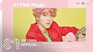 YESUNG 예성 The 3rd Mini Album 'Pink Magic' Highlight Medley