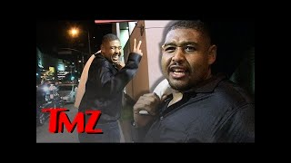 Omar Benson Miller: My Brother Was Poisoned By Halloween Candy