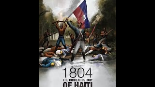1804 - The Hidden History of the Haitian Revolution, Tariq Nasheed Interview