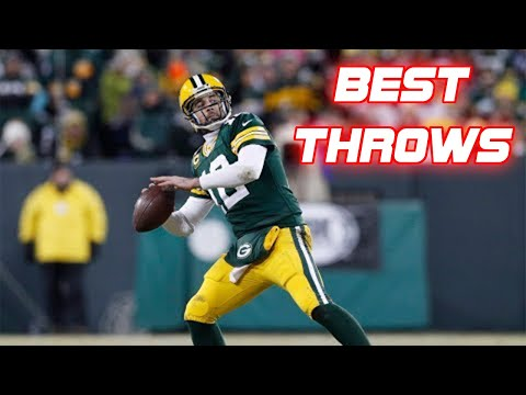 NFL Best Throws of All-Time | Part 1