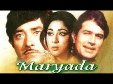 Mohabbat Ke Suhane Din ....... Maryada ....... Mohammad Rafi