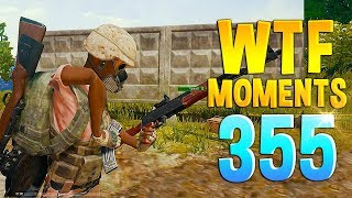 PUBG Daily Funny WTF Moments Highlights Ep 355