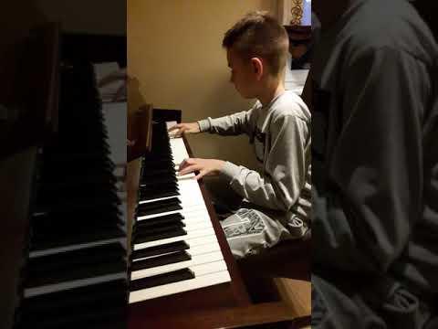 Dzidek Boogie... Nauka Gry..piano Pianino