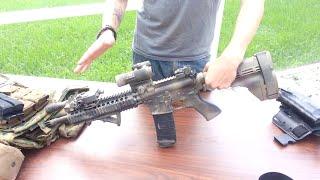 Building an AR pistol that doesn't suck