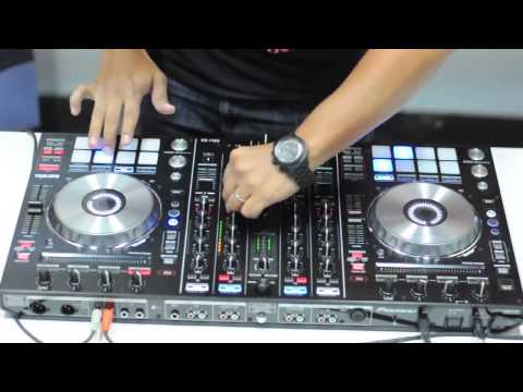 In The Mix: DJ Creme Live Remix on Pioneer DDJ-SX