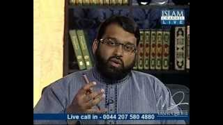 Women on her menses during Hajj & Wearing Niqaab in Hajj - Yasir Qadhi | 17th June 2012