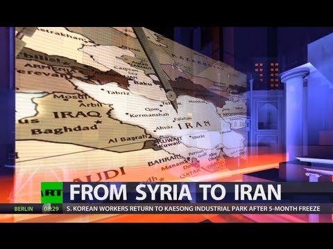 CrossTalk: From Syria to Iran