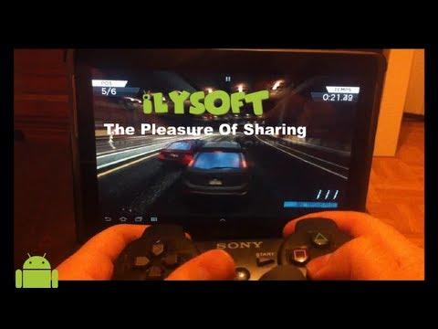 شرح طريقة تشغيل عصا التحكم PS3 على أجهزة الاندرويد
