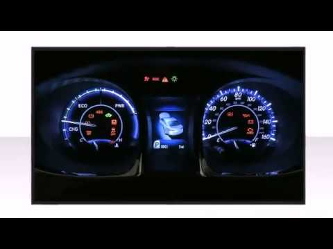 2014 Toyota Avalon Hybrid Video