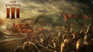 Age of Empires 3 Прохождение (Стрим) #1