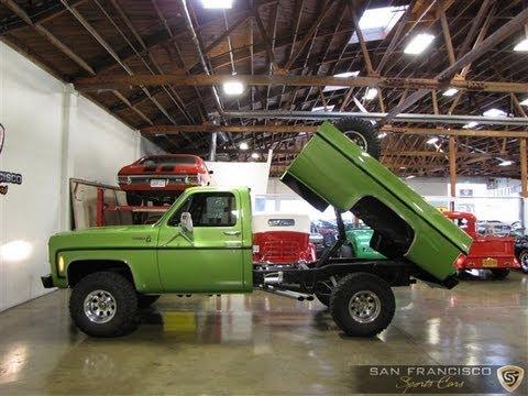 1976 Chevy C10 Stepside