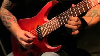 THE FRANCESCO ARTUSATO PROJECT - Our Dying Sun (Guitar Playthrough)