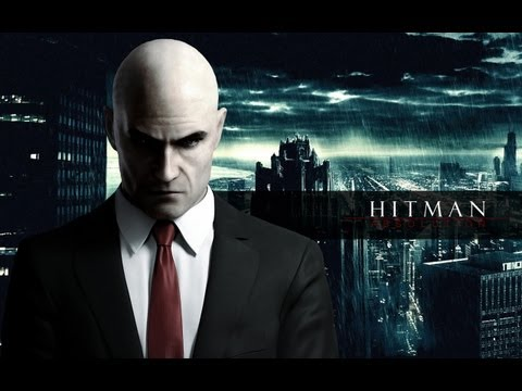 Gameplay Hitman Absolution SLI GTX 570