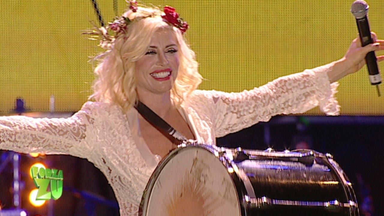 Loredana - Trandafir de la Moldova (Live la Forza ZU 2015)