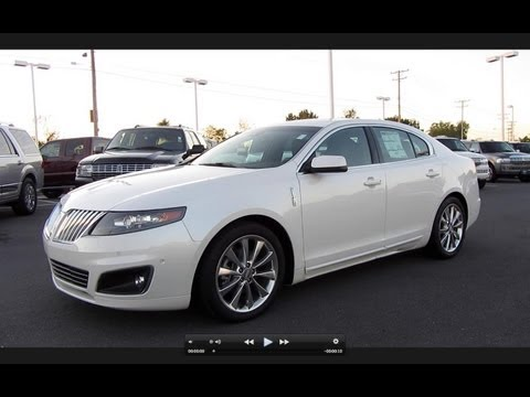 2011 Lincoln MKS EcoBoost Start Up, Exhaust, and In Depth Tour