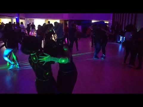 V7 UKDC DJ-KAKAH XMAS Social Dance Party ~ video by Zouk Soul
