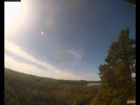Cloud Camera 2016-01-29: Pasco Energy and Marine Center
